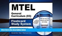 Read Book MTEL General Curriculum (03) Flashcard Study System: MTEL Test Practice Questions   Exam