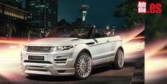 VIDEO: Abre los ojos y flipa: Hamann Range Rover Evoque Cabrio