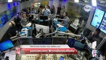 Le vrai Bruno en coulisses (25/01/2017) - Best Of de Bruno dans la Radio