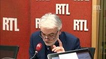 """Pascal Praud : """"Alain Minc votera pour Emmanuel Macron, le candidat est fichu !"""""""