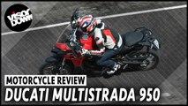 Ducati Multistrada 950 review 7C Visordown road test