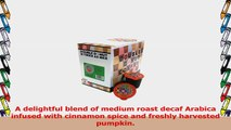 Double Donut Coffee Decaf Pumpkin Spice Flavored Coffee Single Serve Cups For Keurig K Cup 14f7b5ea