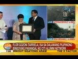 UB: Flor Gozon-Tarriela, isa sa dalawang Pilipinong binigyang parangal ng Citi Alumni Network