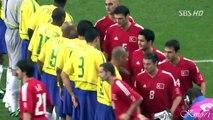 Hasan Şaş vs Brazil (2002 Dünya Kupası Yarı Final Maçı)