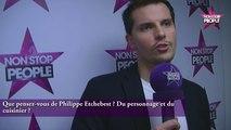 Top Chef : Juan Arbelaez fan de Philippe Etchebest, il se confie (Exclu vidéo)