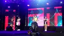2016CGC Popu Lady の公演舞台