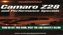 [READ] EBOOK Camaro Z-28 and Performance Specials (Muscle Car Color History) BEST COLLECTION