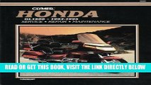 [READ] EBOOK Clymer Honda GL 1500 Gold Wing 1993 - 1995 ONLINE COLLECTION