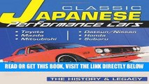 [READ] EBOOK Classic Japanese Performance Cars: The History   Legacy (Cartech) BEST COLLECTION