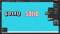 Create Custom Effects Using the Appearance Window in Adobe Illustrator Tutorial