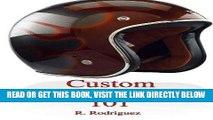 [FREE] EBOOK Custom Helmet Painting 101 (How to Paint Custom Helmets) (Volume 1) ONLINE COLLECTION