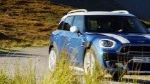 The new MINI Countryman Driving Video Trailer