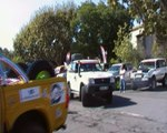 départ Cap Fémina 2016