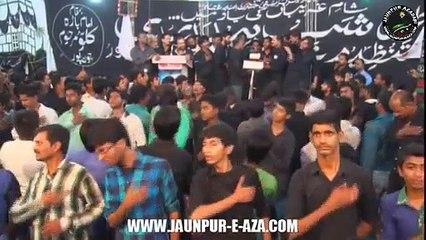 Shabbedari Imambargah Kallu, Jaunpur, INDIA 29th Oct 2016 Aza e Hussain PART-20
