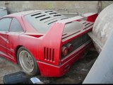 ABANDONED SUPERCARS (Try not Cry) Luxury cars