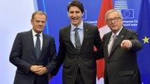توافق «سِتا» میان اتحادیه اروپا و کانادا در بروکسل امضا شد