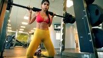MICHELLE LEWIN Workout  Building Butt  Harder - Bigger - Stronger!