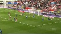 1-0 Nacer Barazite Goal Holland  Eredivisie - 30.10.2016 FC Utrecht 1-0 NEC Nijmegen