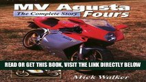 [READ] EBOOK MV Agusta Fours : The Complete Story ONLINE COLLECTION