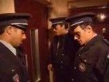 Les inconnus les flics