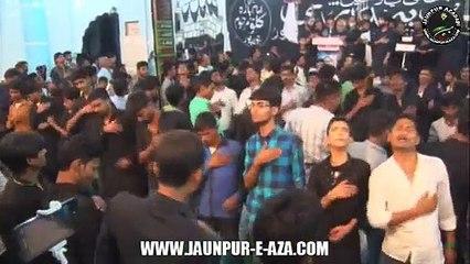 Shabbedari Imambargah Kallu, Jaunpur, INDIA 29th Oct 2016 Aza e Hussain PART-21