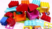Building Blocks Toys for Children Lego Playhouse Kids Day Creative Fun-sjj24hceBTY