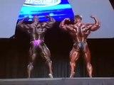 Bodybuilding Final Mr Olympia! Jay Cutler VS Ronnie Coleman