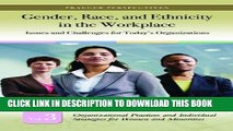 Read Now Gender, Race, and Ethnicity in the Workplace [3 volumes]: Issues and Challenges for Today