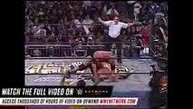 WWE Network- Goldberg vs. Diamond Dallas Page - WCW World Heavyweight Title Match- Halloween Havoc