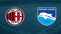 AC Milan vs Pescara 1-0 Goal and Highlights 2016