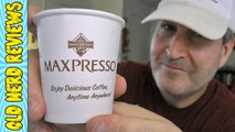Maxpresso Coffee Mix REVIEW REVISITED (Java-Palooza, Ep 14)