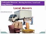 Colorado Movers | Moving Services in Colorado | Local Movers