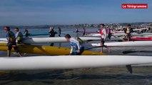 Championnat de France Ocean Racing. Jean-Baptiste Lutz et Nicolas Lambert, vainqueurs en K2