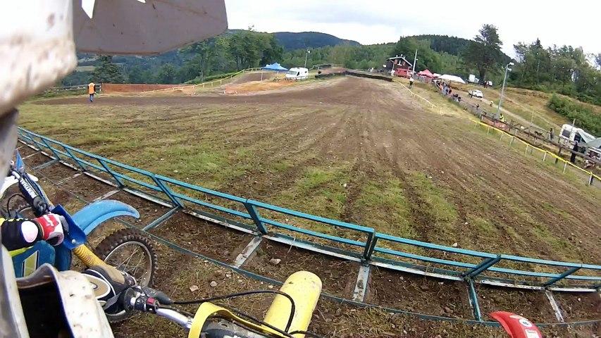 motocross à Ramonchamp 2016, 3éme manche évolution