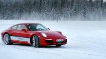 Porsche Driving Experience – Winter 2017
