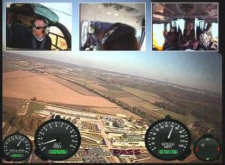 Votre video embarquee Helipass  B030301016HP0002