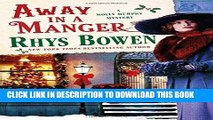 Ebook Away in a Manger: A Molly Murphy Mystery (Molly Murphy Mysteries) Free Download