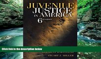 Big Deals  Juvenile Justice in America (6th Edition)  Best Seller Books Most Wanted