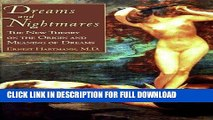 [PDF] Dreams And Nightmares: The New Theory on the Origin and Meaning of Dreams Popular Collection
