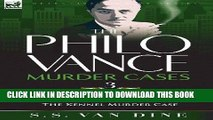 Best Seller The Philo Vance Murder Cases: 3-The Scarab Murder Case   the Kennel Murder Case Free