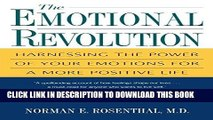 Best Seller The Emotional Revolution: Harnessing the Power of Your Emotions for a More Positive