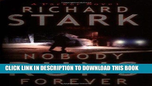 Best Seller Nobody Runs Forever Free Read