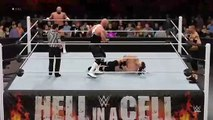 Watch WWE Hell In a Cell 2016 WWE hell In a Cell 30/10/2016 2K16 (225)
