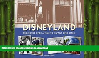 READ ONLINE Disneyland--From Once Upon a Time to Happily Ever After (Disneyland custom pub) READ