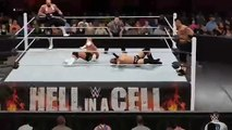 Watch WWE Hell In a Cell 2016 WWE hell In a Cell 30/10/2016 2K16 (226)