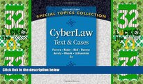 Big Deals  CyberLaw: Text and Cases  Best Seller Books Most Wanted