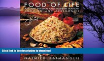FAVORITE BOOK  Food of Life: Ancient Persian and Modern Iranian Cooking and Ceremonies  PDF ONLINE