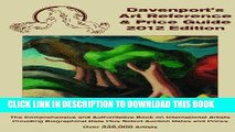Ebook 2012 Davenport s Art Reference   Price Guide (Davenport s Art Reference and Price Guide)