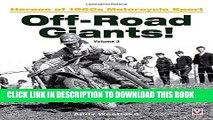 Best Seller Off-Road Giants! Volume 3: Heroes of 1960s Motorcycle Sport (Off-Road Giants!: Heroes