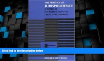 Big Deals  The Politics of Jurisprudence: A Critical Introduction to Legal Philosophy  Best Seller